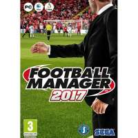 Hra na PC - Football Manager 2017