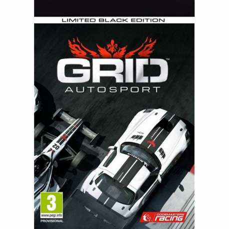 Grid: Autosport (Black Edition) - Hra na PC