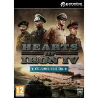 Hra na PC - Hearts of Iron IV (Colonel Edition)