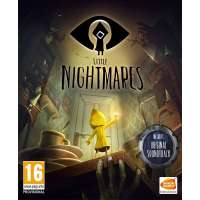 Hra na PC - Little Nightmares