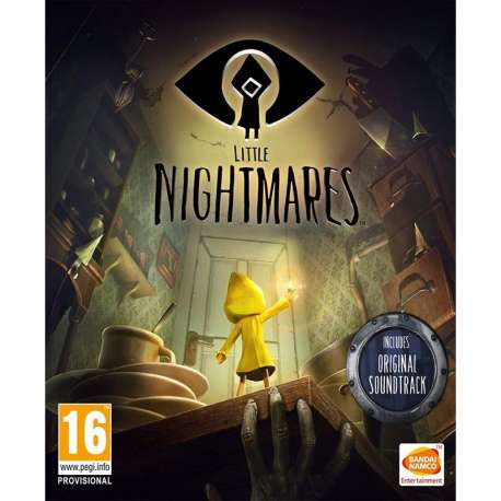 Little Nightmares - Hra na PC