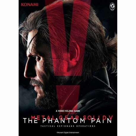 Metal Gear Solid V: The Phantom Pain - Hra na PC