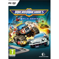 Micro Machines: World Series - Hra na PC