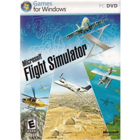 Microsoft Flight Simulator X - Hra na PC