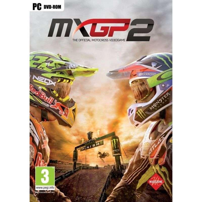 Hra na PC - MXGP 2