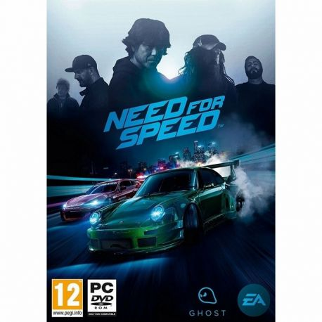Need For Speed - Hra na PC