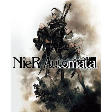 Hra na PC - Nier: Automata