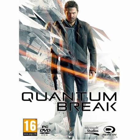 Hra na PC - Quantum Break