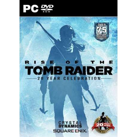 Rise of the Tomb Raider (20th Anniversary Edition) - Hra na PC