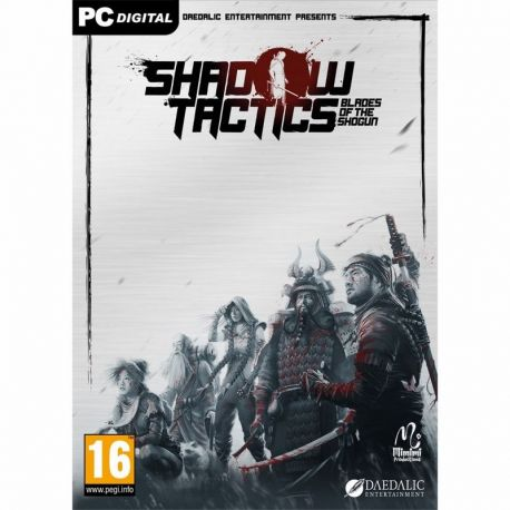Shadow Tactics: Blades of the Shogun - Hra na PC