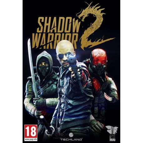 Hra na PC - Shadow Warrior 2