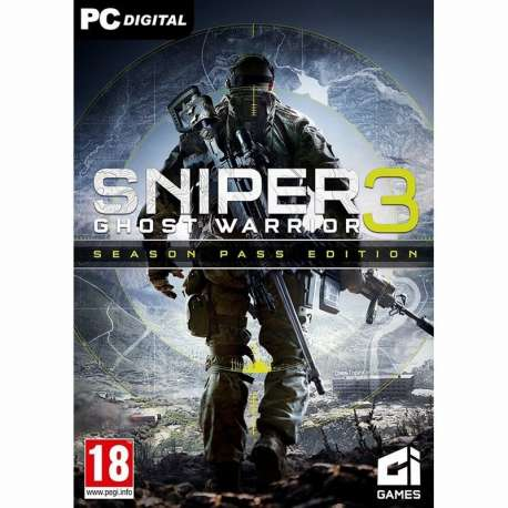 Sniper: Ghost Warrior 3 (Season Pass Edition) - Hra na PC