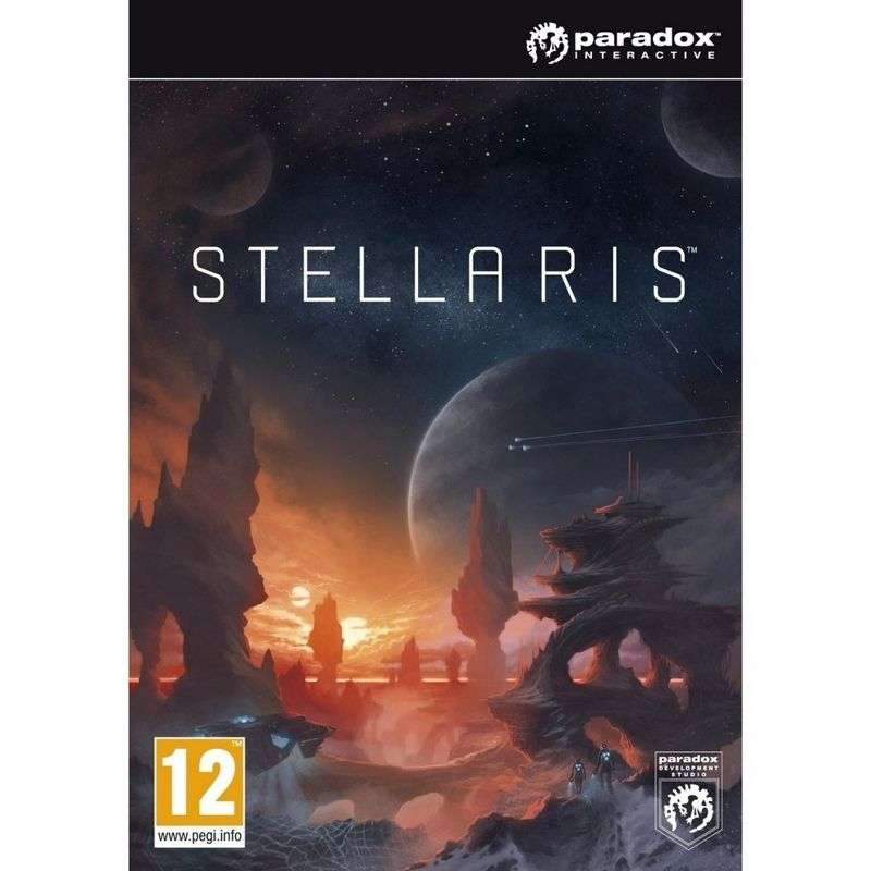 Hra na PC - Stellaris
