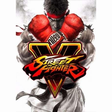 Street Fighter V - Hra na PC