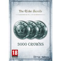 The Elder Scrolls Online - 3000 Crown Pack - PC