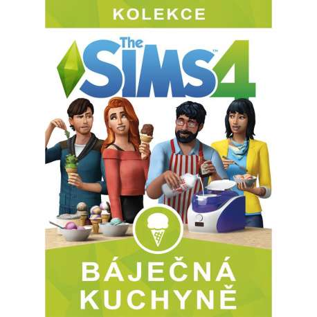 The Sims 4 - Báječná kuchyně - Hra na PC
