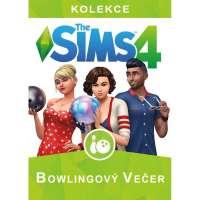 The Sims 4 : Bowlingový večer