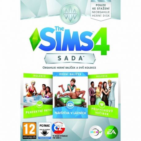 The Sims 4 - Bundle Pack 1 - Hra na PC