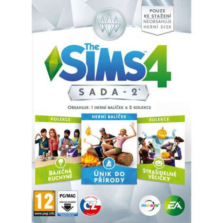 The Sims 4 - Bundle Pack 2 - Hra na PC
