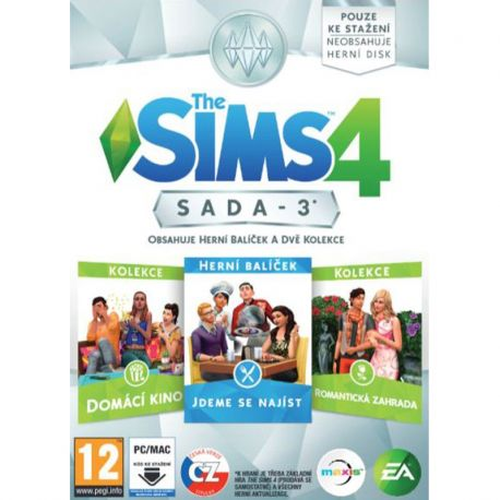 The Sims 4 - Bundle Pack 3 - Hra na PC