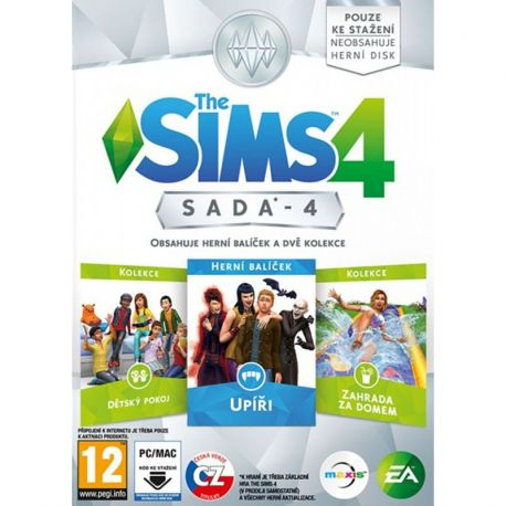 The Sims 4 - Bundle Pack 4 - Hra na PC