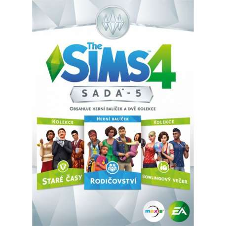 The Sims 4 - Bundle Pack 5 - Hra na PC