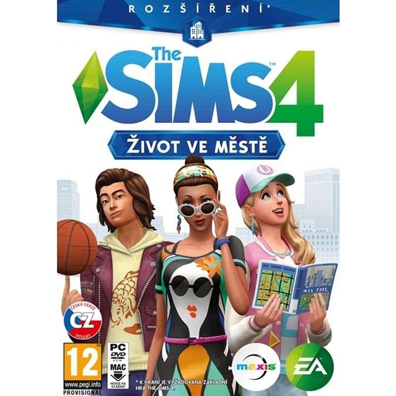The Sims 4 : Život ve městě