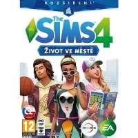 The Sims 4 : Život ve městě - Hra na PC