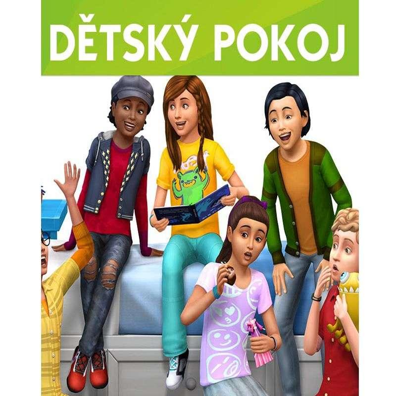 The Sims 4: Dětský pokoj