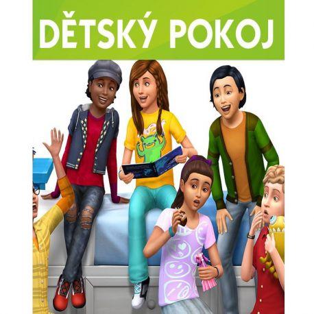 The Sims 4: Dětský pokoj - Hra na PC