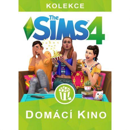 The Sims 4: Domácí kino - Hra na PC