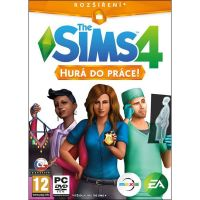 The Sims 4: Hurá do Práce