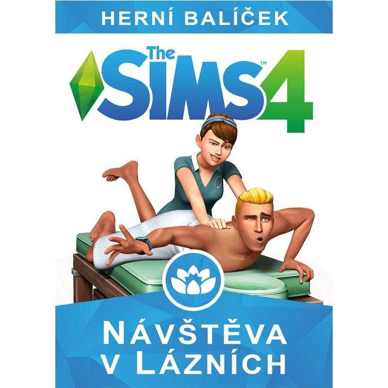 The Sims 4: Návštěva v Lázních