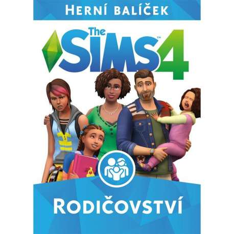 The Sims 4: Rodičovství - Hra na PC