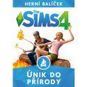 The Sims 4: Únik do přírody - PC - DLC - Origin