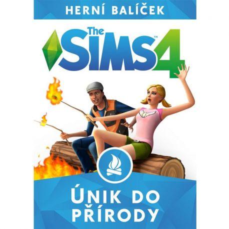 The Sims 4: Únik do přírody - Hra na PC