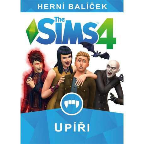 The Sims 4: Upíři - Hra na PC