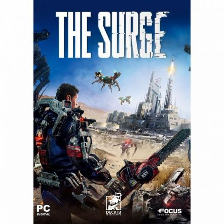 The Surge - Hra na PC