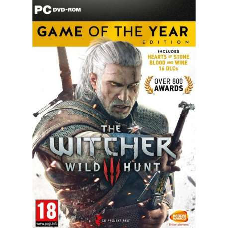 The Witcher 3: Wild Hunt GOTY - Hra na PC