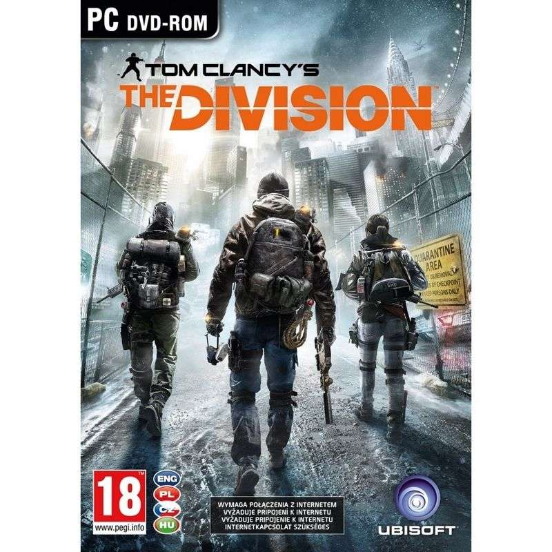 Hra na PC - The Division