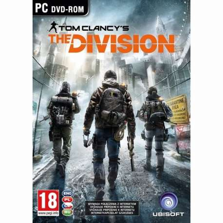 The Division - Hra na PC