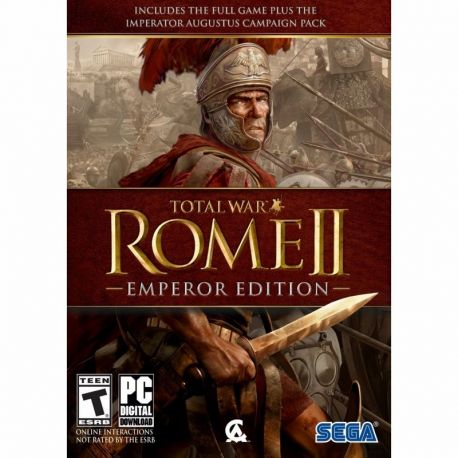 Total War: Rome 2 (Emperor Edition) - Hra na PC