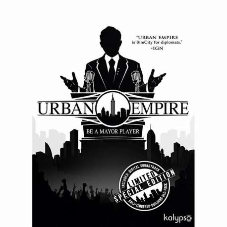 Hra na PC - Urban Empire