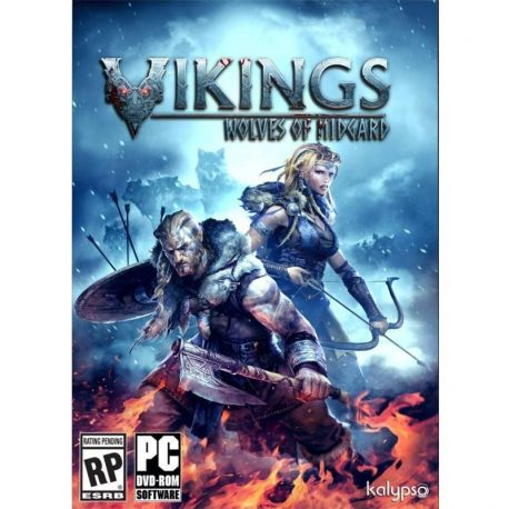 Hra na PC - Vikings: Wolves of Midgard