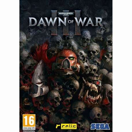 Warhammer 40,000: Dawn of War III - Hra na PC