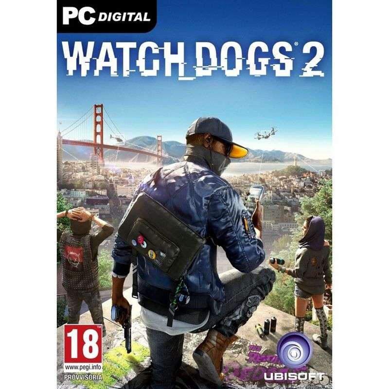 Hra na PC - Watch Dogs 2