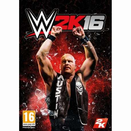 WWE 2K16 - Hra na PC