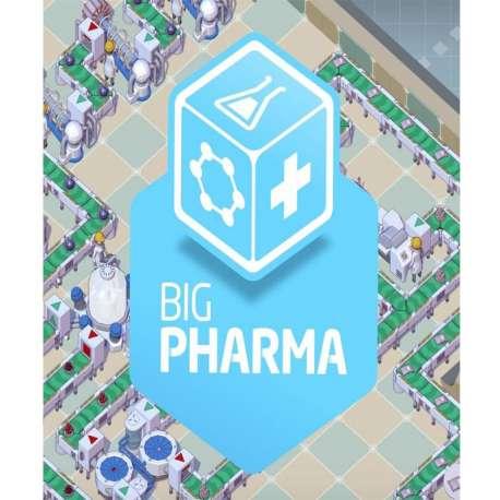 Big Pharma - Hra na PC - Strategie