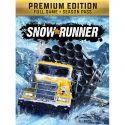 SnowRunner Premium Edition - PC - Epic Store