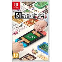 51 Worldwide Games - Switch - DiGITAL